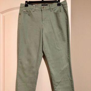 🆕Nine West Olive Pants Size 10